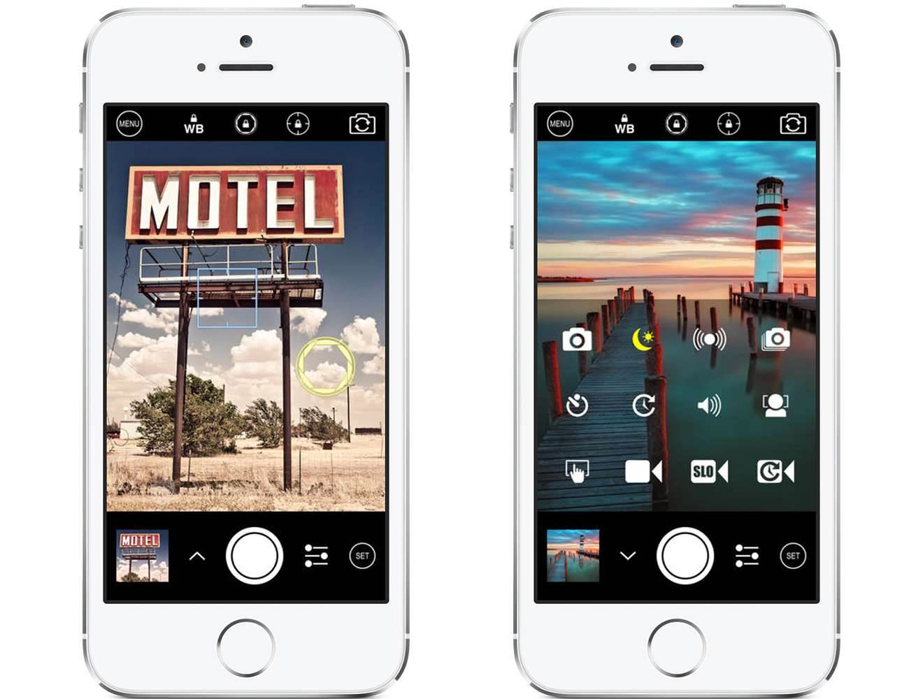 ProCam 2 za darmo w App Store!  nowosci AppStore   Ap1